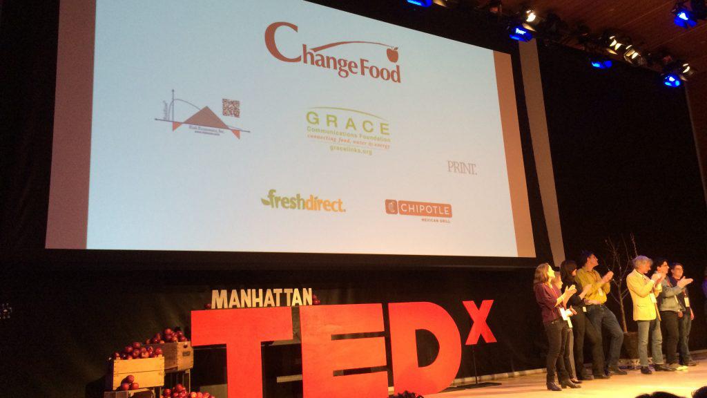 TEDx Manhattanttan