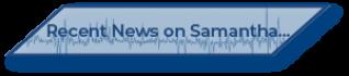 Recent News on Samantha Kappagoda